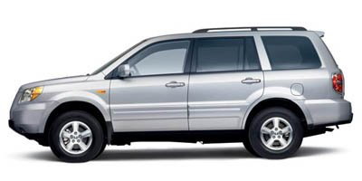 2006 Honda Pilot EX Traction Control Stability Control Four Wheel Drive Tires - Front All-Season