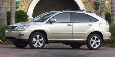 2006 Lexus RX 330 STD Traction Control Stability Control All Wheel Drive Tires - Front OnOff Ro