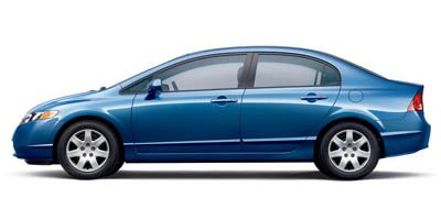 Used 2006 Honda Civic Sedan in Lakewood, WA