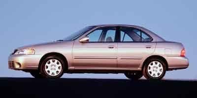 Used 2001 Nissan Sentra in St. Francisville, New Orleans, and Slidell, LA
