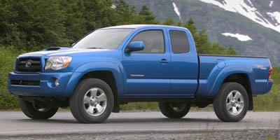 2006 Toyota Tacoma Regular Cab Rear Wheel Drive Tires - Front All-Season Tires - Rear All-Season