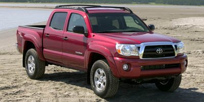 2006 Toyota TACOMA CC 4X4 TRD  Four Wheel Drive Tires - Front OnOff Road Tires - Rear OnOff Roa