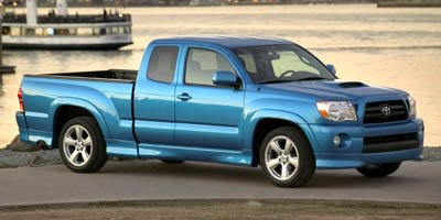 2006 Toyota Tacoma X-Runner LockingLimited Slip Differential Rear Wheel Drive Tires - Front Perf