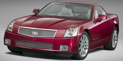 2006 Cadillac XLR-V VSER Supercharged Traction Control Rear Wheel Drive Keyless Start Active Su