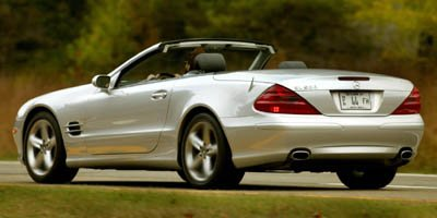 2006 Mercedes SL-Class 50L Traction Control Stability Control Rear Wheel Drive Air Suspension