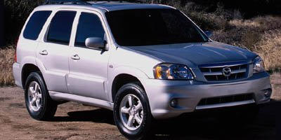 2006 Mazda Tribute i Front Wheel Drive Tires - Front All-Season Tires - Rear All-Season Temporar