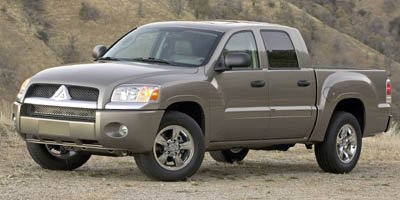 2006 Mitsubishi Raider LS Rear Wheel Drive Tires - Front All-Season Tires - Rear All-Season Alum