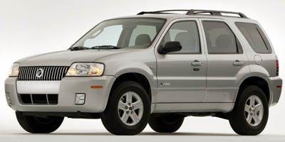 2006 Mercury Mariner Hybrid Four Wheel Drive Tires - Front All-Season Tires - Rear All-Season Al
