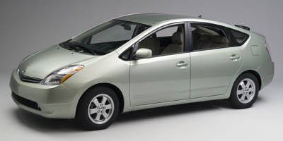 2006 Toyota Prius  Keyless Start Traction Control Front Wheel Drive Tires - Front All-Season Ti