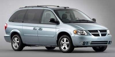 2006 Dodge Caravan SXT Front Wheel Drive Tires - Front All-Season Tires - Rear All-Season Tempor