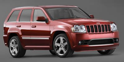 2006 Jeep Grand Cherokee SRT-8 4dr SRT-8 4WD Gas V8 6.1L/370 [18]