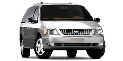 2006 Ford Freestar Wagon Limited Front Wheel Drive Tires - Front All-Season Tires - Rear All-Seas