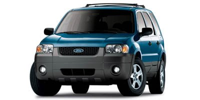 2006 Ford Escape XLT Four Wheel Drive Tires - Front All-Season Tires - Rear All-Season Aluminum