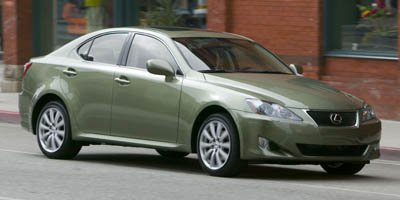 2006 Lexus IS 250 250