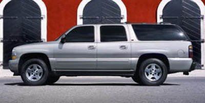 2006 Chevrolet Suburban LT PREFERRED EQUIPMENT GROUP  Includes Standard Equipment Rear Wheel Drive