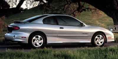 usado 2001 Pontiac Sunfire SE