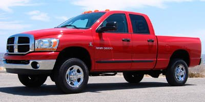2006 Dodge Ram 3500 SLT Turbocharged High Output Four Wheel Drive Tires - Front All-Season Tire