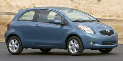 2007 Toyota Yaris 3DR HB AT Front Wheel Drive Tires - Front All-Season Tires - Rear All-Season W