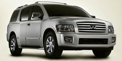 2006 INFINITI QX56 4DR SUV AWD
