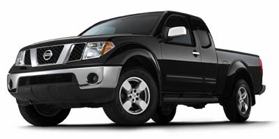 2006 Nissan Frontier XE Rear Wheel Drive Tires - Front All-Season Tires - Rear All-Season Conven