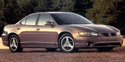 2001 Pontiac Grand Prix GT