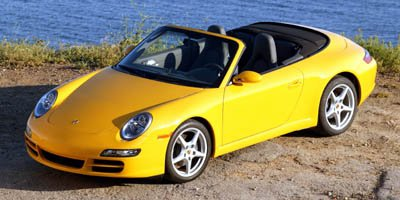2006 Porsche 911 Carrera Rear Wheel Drive Tires - Front Performance Tires - Rear Performance Alu