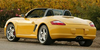 2006 Porsche Boxster S Traction Control Stability Control Rear Wheel Drive Tires - Front Perform