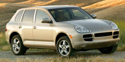 2006 Porsche Cayenne 4dr Tiptronic All Wheel Drive Traction Control Stability Control Tires - Fr
