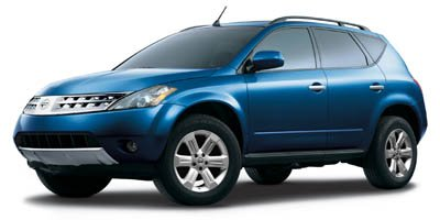 2006 Nissan Murano SL All Wheel Drive Tires - Front All-Season Tires - Rear All-Season Aluminum