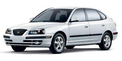 2006 Hyundai Elantra GT Front Wheel Drive Tires - Front All-Season Tires - Rear All-Season Alumi