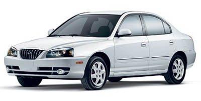 2006 Hyundai Elantra Limited Gray