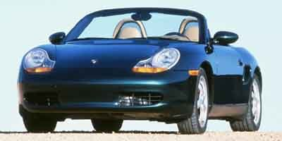 2001 Porsche Boxster Base Rear Wheel Drive Tires - Front Performance Tires - Rear Performance Al