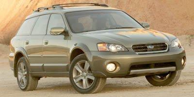 2006 Subaru Legacy Wagon Outback 30 R High Output LockingLimited Slip Differential All Wheel Dr