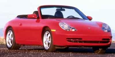 2001 Porsche 911 Carrera 6-Spd Manual Rear Wheel Drive Tires - Front Performance Tires - Rear Per