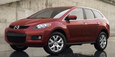 2007 Mazda CX-7 TAN Turbocharged Traction Control Stability Control Tires - Front All-Season Ti