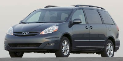 2006 Toyota Sienna XLE Front Wheel Drive Tires - Front All-Season Tires - Rear All-Season Tempor