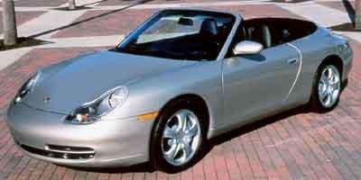 2001 Porsche 911 Carrera Carrera 4