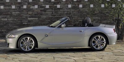 2006 BMW Z4 3.0i Z4 2dr Roadster 3.0i Gas I6 3.0L/183
