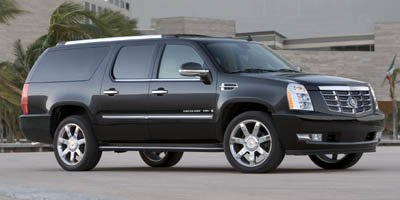 2007 Cadillac Escalade ESV  All Wheel Drive Tow Hitch LockingLimited Slip Differential Traction