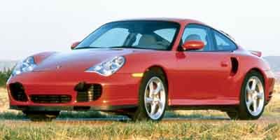 2001 Porsche 911 Carrera Turbo Turbocharged All Wheel Drive Tires - Front Performance Tires - Re