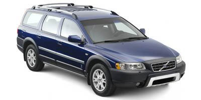 2006 Volvo XC70 Ocean Race Edition Turbocharged Traction Control All Wheel Drive Tires - Front A