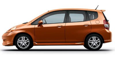 Used 2007 Honda Fit in Bellevue, WA