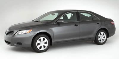 2007 Toyota Camry LE Front Wheel Drive Tires - Front All-Season Tires - Rear All-Season Temporar