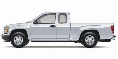 2006 Chevrolet Colorado LS Rear Wheel Drive Tires - Front All-Season Tires - Rear All-Season Tem