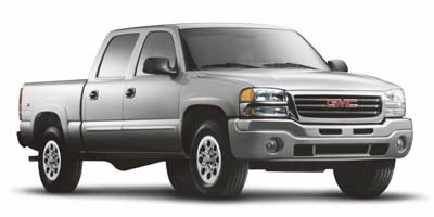 2006 GMC Sierra 1500 SLT Rear Wheel Drive Tow Hooks Tires - Front All-Season Tires - Rear All-Se