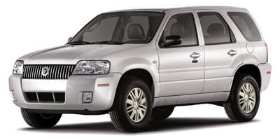2007 Mercury Mariner Luxury Four Wheel Drive Tires - Front All-Season Tires - Rear All-Season Al