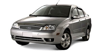 2007 Ford Focus S 4dr Sdn S Gas I4 2.0L/121 [1]