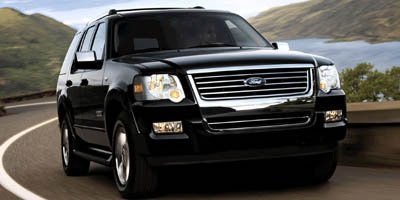 2007 Ford Explorer Limited Traction Control Stability Control Four Wheel Drive Tow Hitch Tires