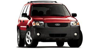 2007 Ford Escape XLT Four Wheel Drive Tires - Front All-Season Tires - Rear All-Season Aluminum