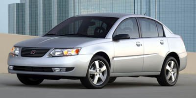 2007 Saturn Ion ION 3 Front Wheel Drive Tires - Front Performance Tires - Rear Performance Alumi